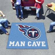 Tennessee Titans Man Cave Tailgate Mat