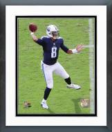Tennessee Titans Marcus Mariota Action Framed Photo