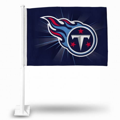 Tennessee Titans NFL Car Flag