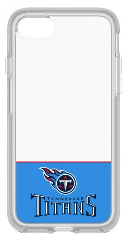 Tennessee Titans OtterBox iPhone 8/7 Symmetry Clear Case