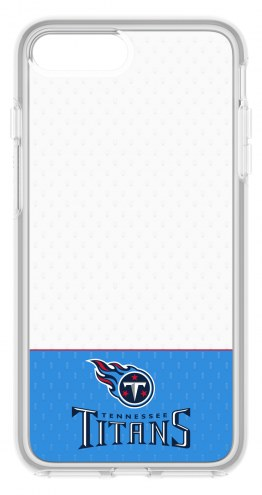 Tennessee Titans OtterBox iPhone 8 Plus/7 Plus Symmetry Clear Case