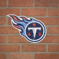 Tennessee Titans Outdoor Logo Graphic