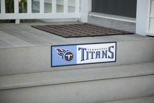 Tennessee Titans Outdoor Step Graphic