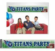 Tennessee Titans Party Banner