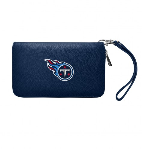 Tennessee Titans Pebble Organizer Wallet