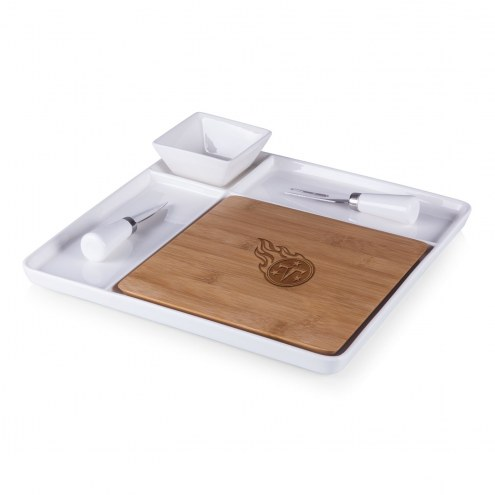 Tennessee Titans Peninsula Cutting Board Serving Tray