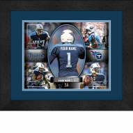Tennessee Titans Personalized 13 x 16 Framed Action Collage
