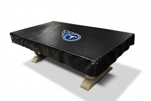 Tennessee Titans Pool Table Cover
