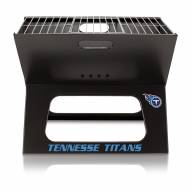 Tennessee Titans Portable Charcoal X-Grill