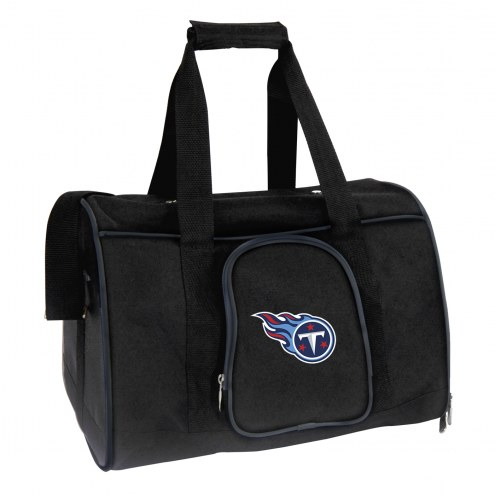 Tennessee Titans Premium Pet Carrier Bag