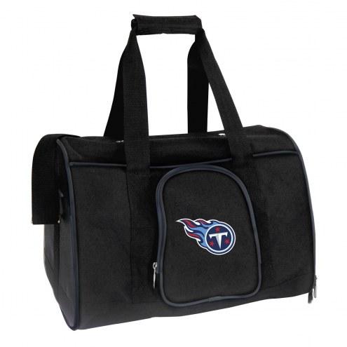 Tennessee Titans Premium Pet Carrier Bag
