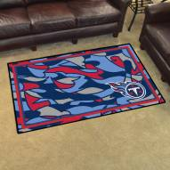 Tennessee Titans Quicksnap 4' x 6' Area Rug