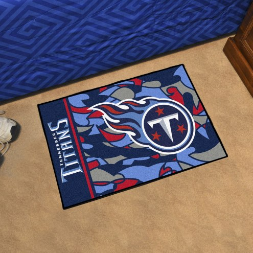 Tennessee Titans Quicksnap Starter Rug