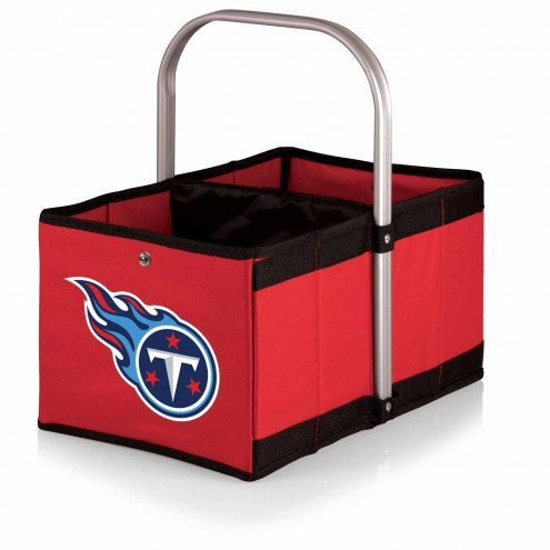 Tennessee Titans Red Urban Picnic Basket