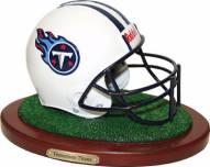 Tennessee Titans Collectible Football Helmet Figurine