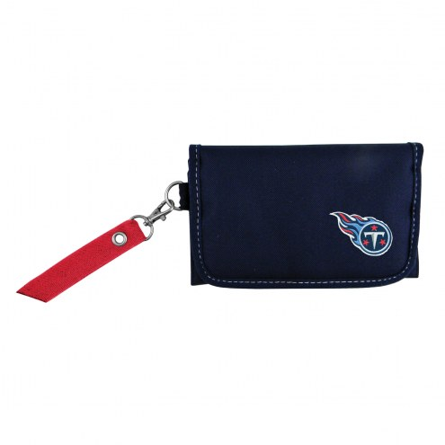 Tennessee Titans Ribbon Organizer Wallet