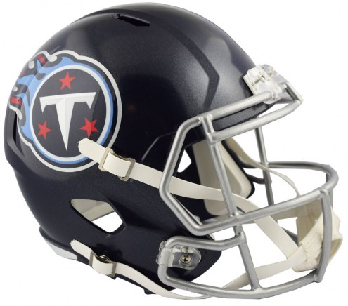 Tennessee Titans Riddell Speed Collectible Football Helmet