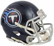Tennessee Titans Riddell Speed Mini Collectible Football Helmet