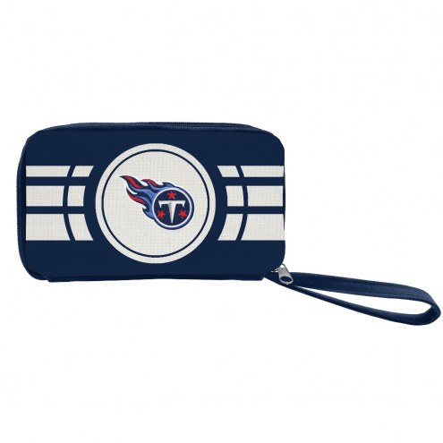 Tennessee Titans Ripple Zip Wallet