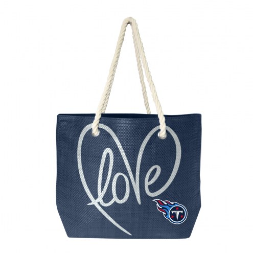 Tennessee Titans Rope Tote