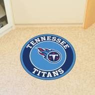 Tennessee Titans Rounded Mat