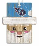 Tennessee Titans Santa Ornament