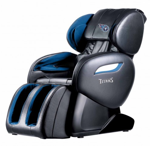 Tennessee Titans Shiatsu Zero Gravity Massage Chair