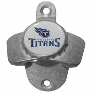 Tennessee Titans Wall Mounted Bottle Opener