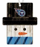 Tennessee Titans Snowman Ornament