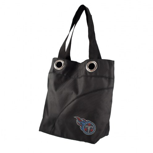 Tennessee Titans Sport Noir Sheen Tote