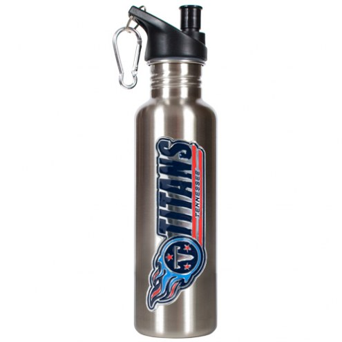 Tennessee Titans Stainless Steel Water Bottle