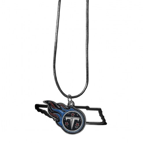 Tennessee Titans State Charm Necklace