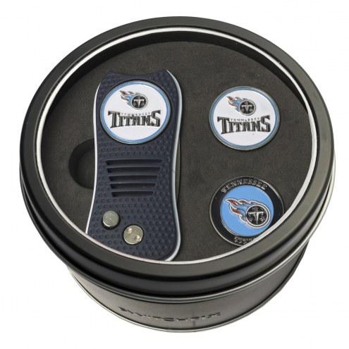 Tennessee Titans Switchfix Golf Divot Tool & Ball Markers