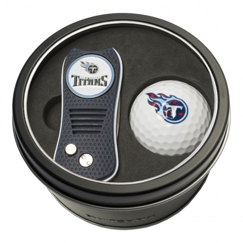 Tennessee Titans Switchfix Golf Divot Tool & Ball