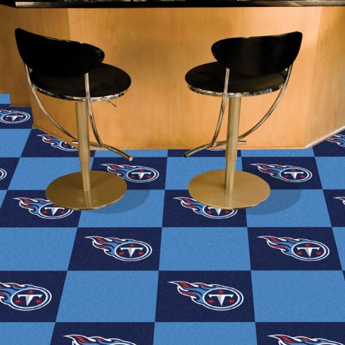 Tennessee Titans Team Carpet Tiles