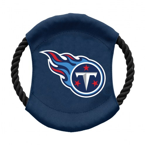 Tennessee Titans Team Frisbee Dog Toy