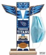 Tennessee Titans Totem Mask Holder