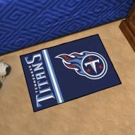 Tennessee Titans Uniform Inspired Starter Rug