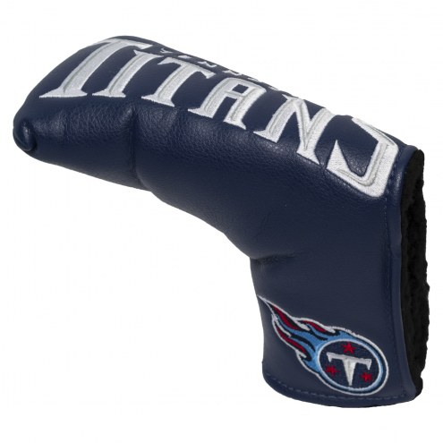 Tennessee Titans Vintage Golf Blade Putter Cover