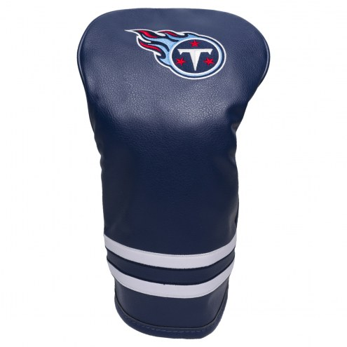 Tennessee Titans Vintage Golf Driver Headcover