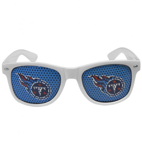 Tennessee Titans White Game Day Shades