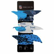 Tennessee Titans Wired Hair Tie