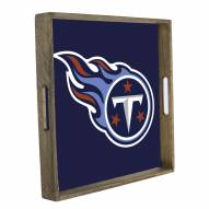 Tennessee Titans Wooden Tray