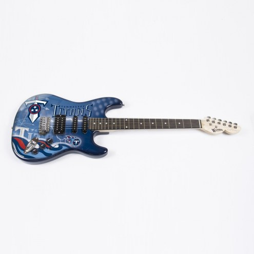 Tennessee Titans Woodrow Northender Electric Guitar