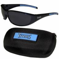 Tennessee Titans Wrap Sunglasses and Case Set