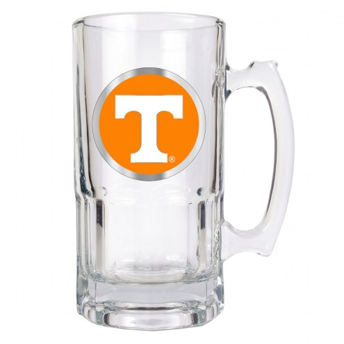 Tennessee Volunteers College 1 Liter Glass Macho Mug