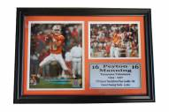 "Tennessee Volunteers 12"" x 18"" Peyton Manning Photo Stat Frame"