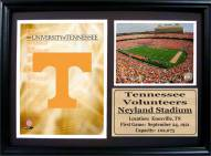 """Tennessee Volunteers 12"""" x 18"""" Photo Stat Frame"""
