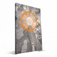 "Tennessee Volunteers 16"" x 24"" Scrapbook Canvas Print"