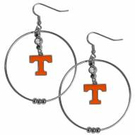"Tennessee Volunteers 2"" Hoop Earrings"